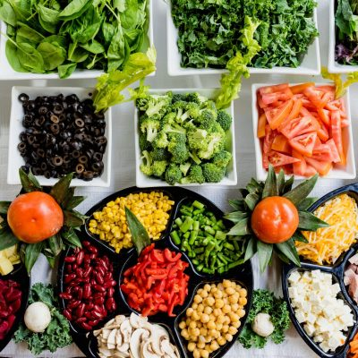 healthy foods for a health microbiome